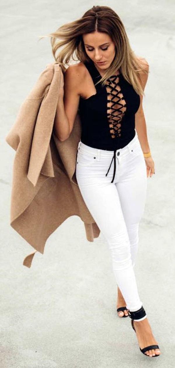 Cute Sunday Outfit Ideas (5)