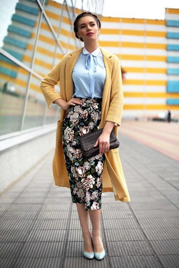 Cute Sunday Outfit Ideas (9)