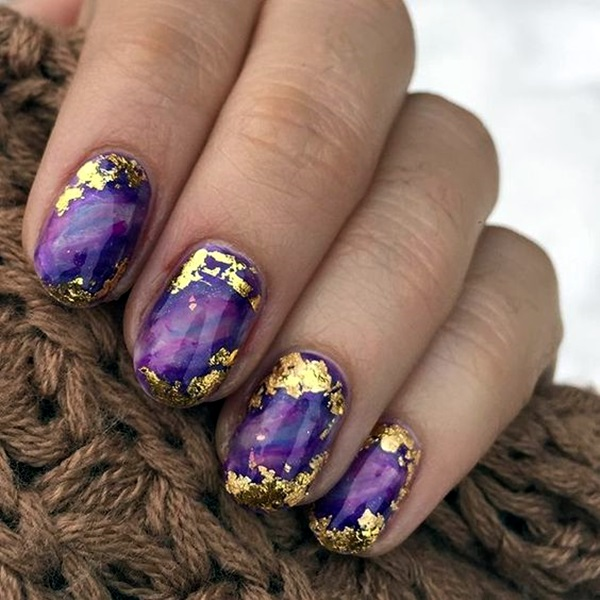 Holiday Nails Art Designs (1)