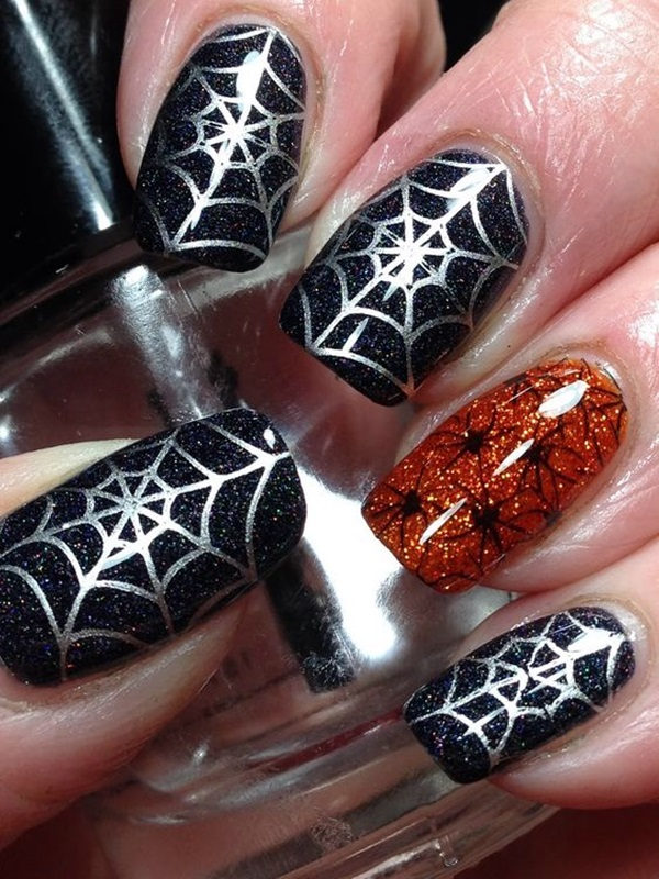 Holiday Nails Art Designs (16)