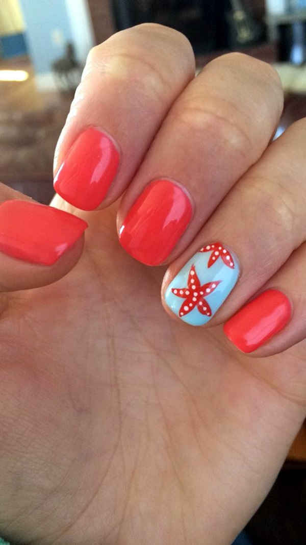 Holiday Nails Art Designs (22)