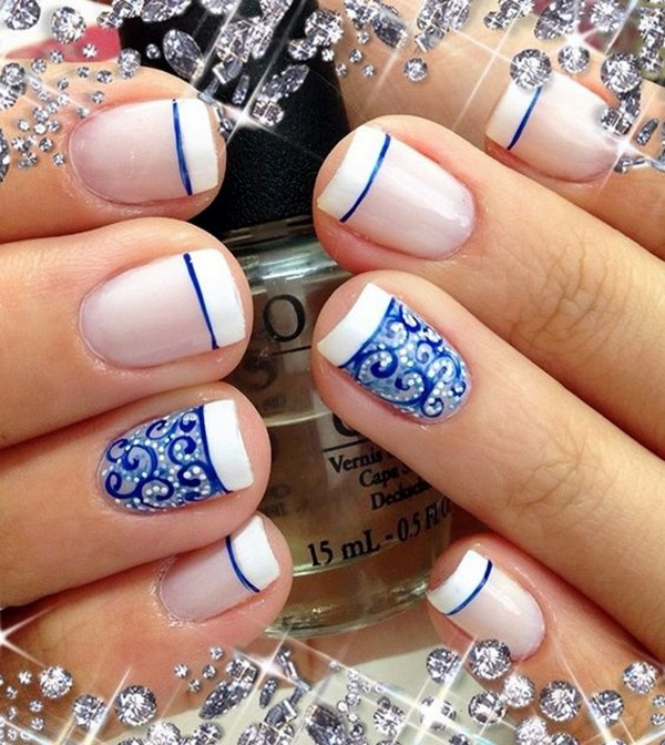 Holiday Nails Art Designs (27)