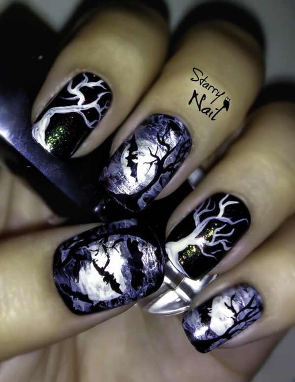 Holiday Nails Art Designs (32)