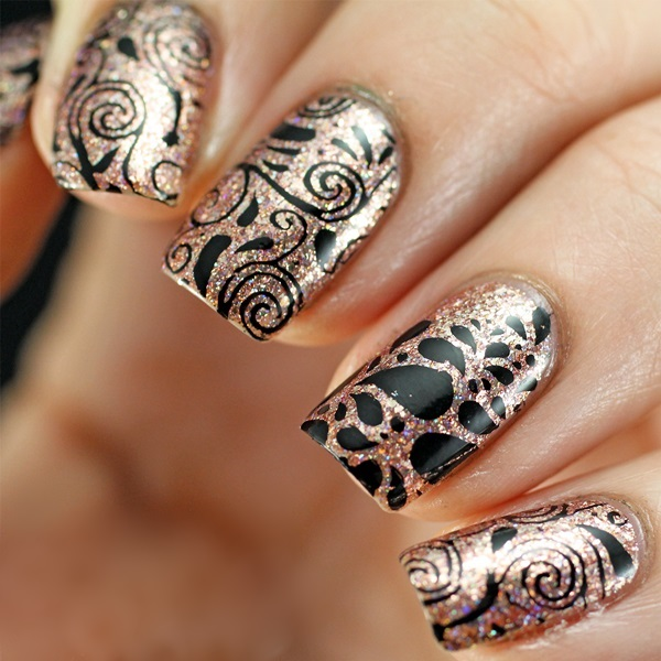 Holiday Nails Art Designs (4)
