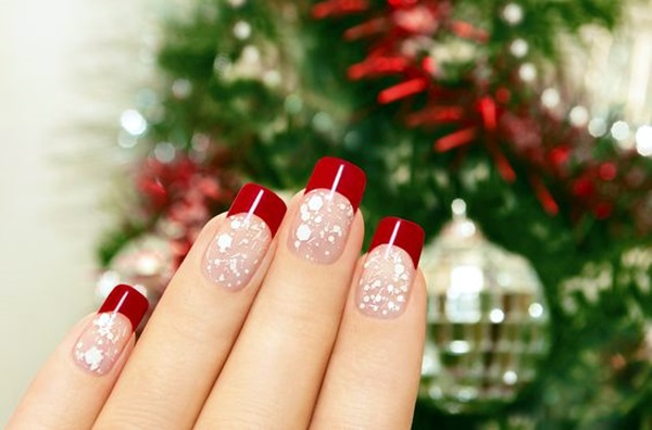 Holiday Nails Art Designs (8)