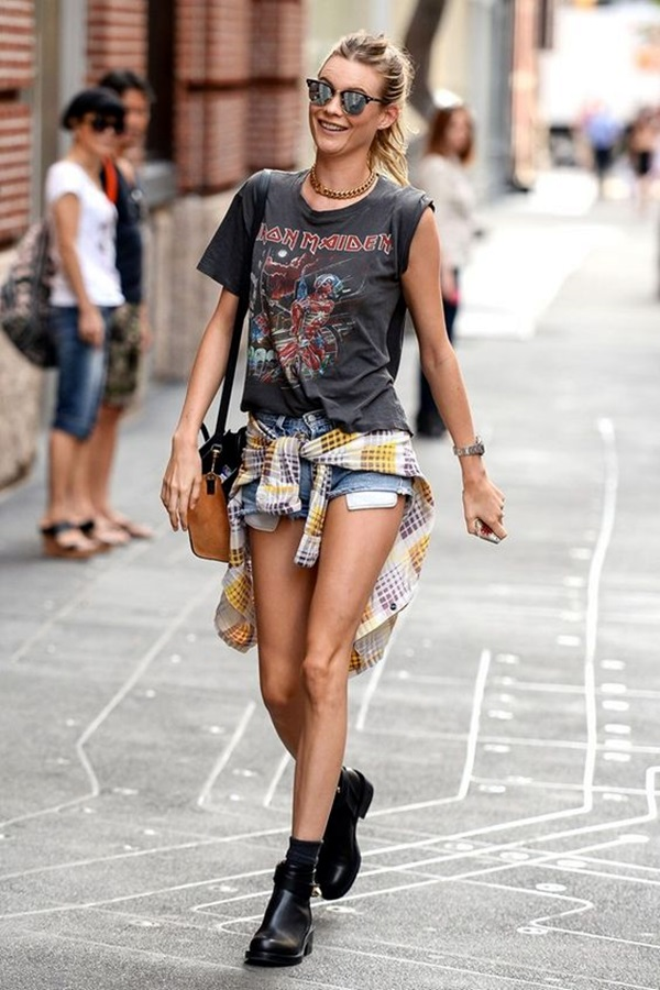 Ideas to style your denim cut-offs (13)