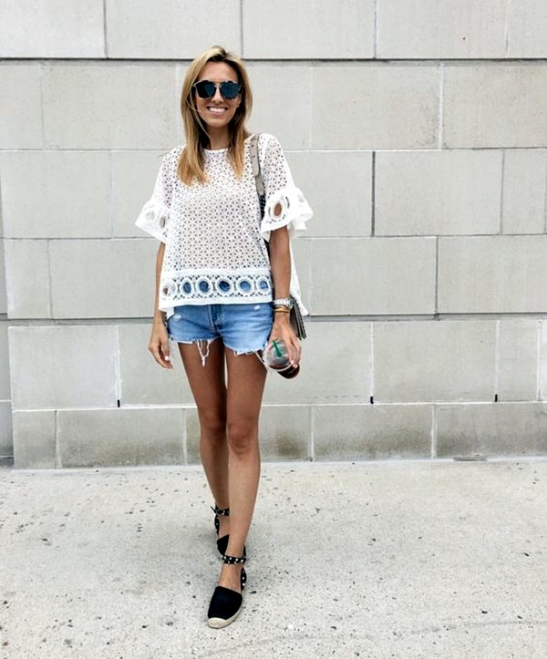 Ideas to style your denim cut-offs (6)