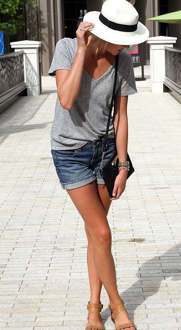 Ideas to style your denim cut-offs (8)