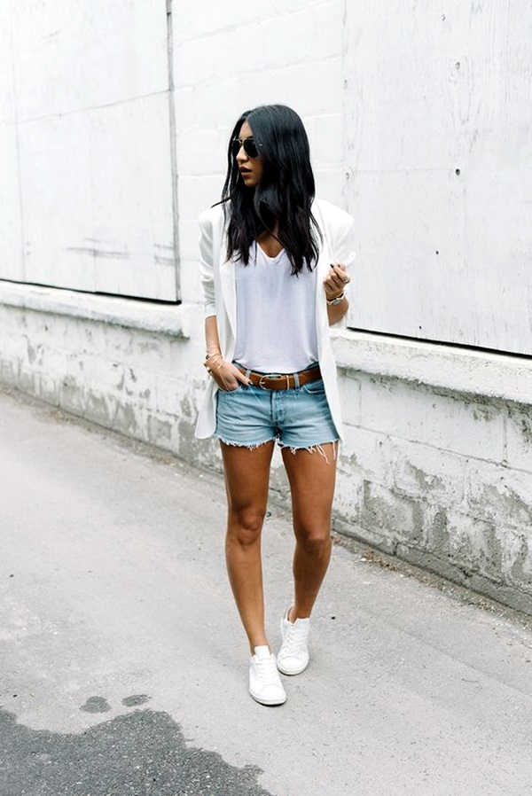 Ideas to style your denim cut-offs (9)