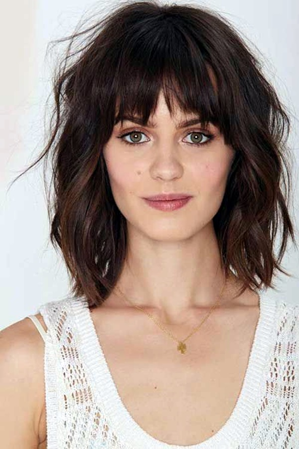 Long Bob Haircuts For Women (1)