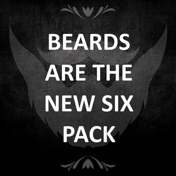 Manly Beard Quotes And Sayings (14)