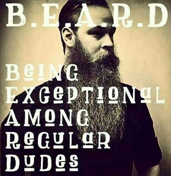 Manly Beard Quotes And Sayings (15)