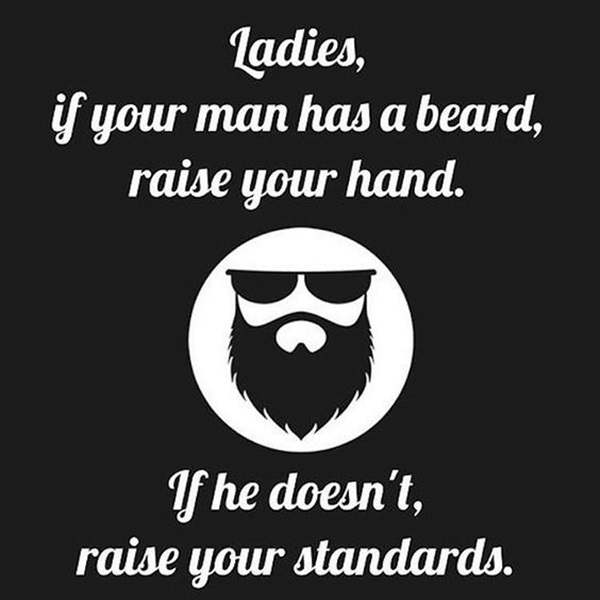 Manly Beard Quotes And Sayings (19)