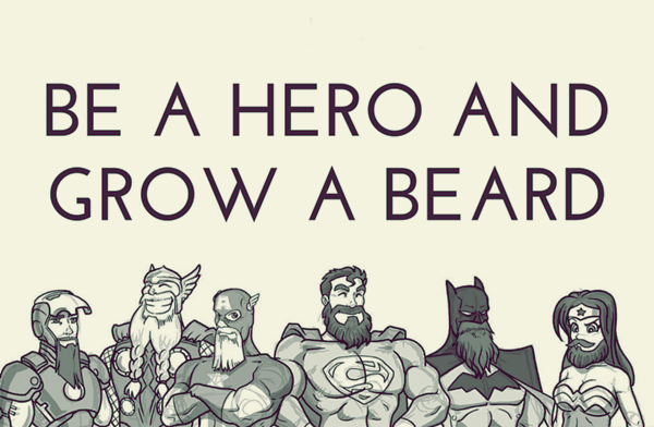 Manly Beard Quotes And Sayings (2)