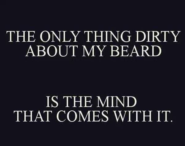 Manly Beard Quotes And Sayings (20)
