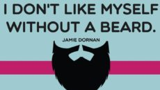 Manly Beard Quotes And Sayings