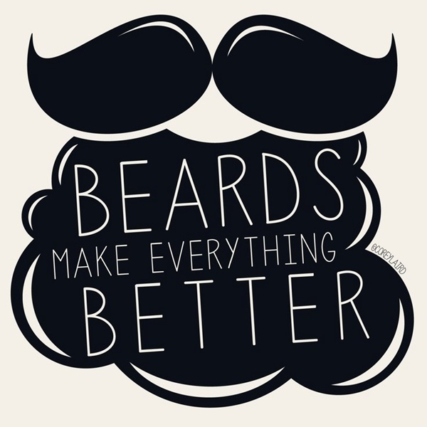 Manly Beard Quotes And Sayings (25)