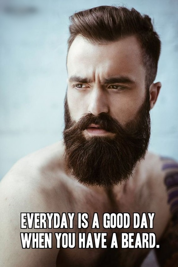 Manly Beard Quotes And Sayings (28)