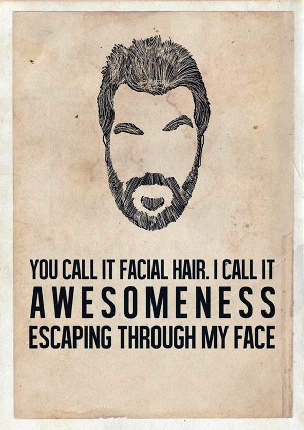Manly Beard Quotes And Sayings (29)
