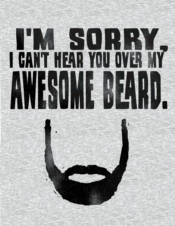 Manly Beard Quotes And Sayings (3)