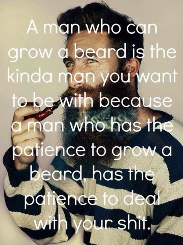 Manly Beard Quotes And Sayings (33)