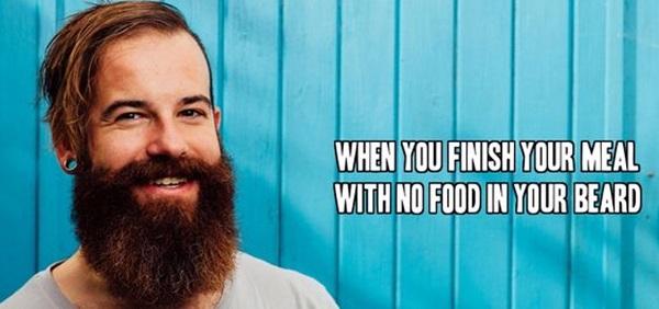 funny beard humor meme