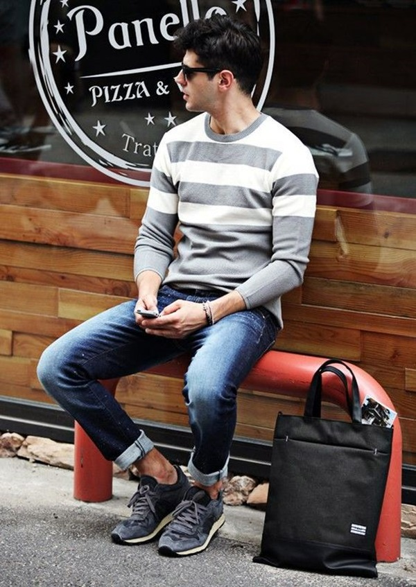 Mens Fashion Outfits To Pair Up With Sneakers (2)
