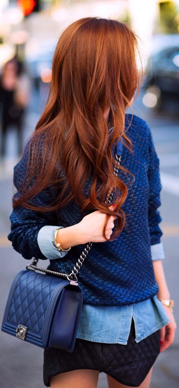Popular Fall Hair Color Ideas (13)