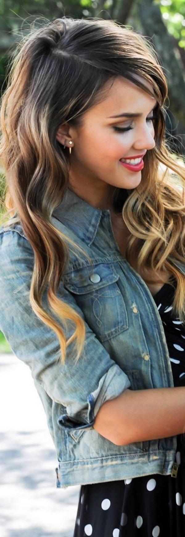 Popular Fall Hair Color Ideas (17)