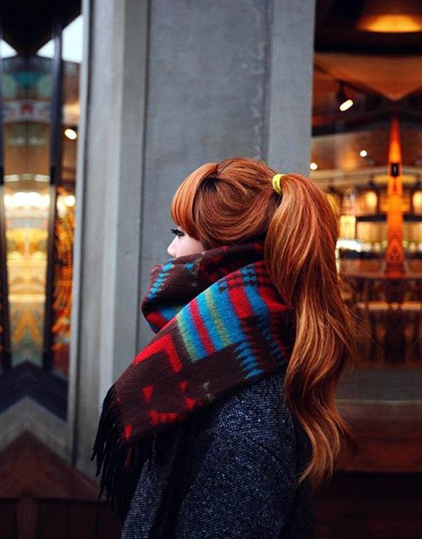 Popular Fall Hair Color Ideas (2)