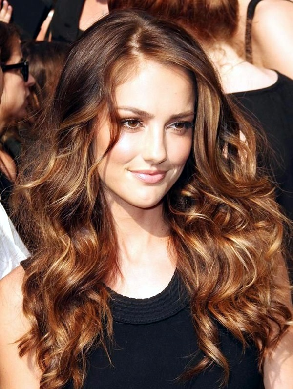 Popular Fall Hair Color Ideas (20)