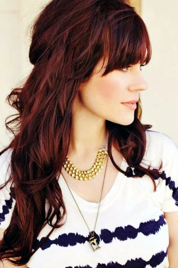 Popular Fall Hair Color Ideas (21)