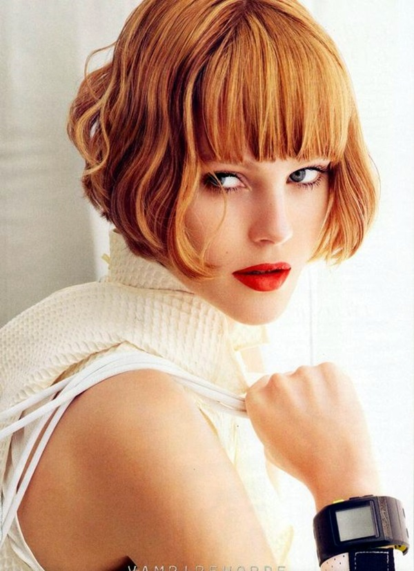 Popular Fall Hair Color Ideas (9)