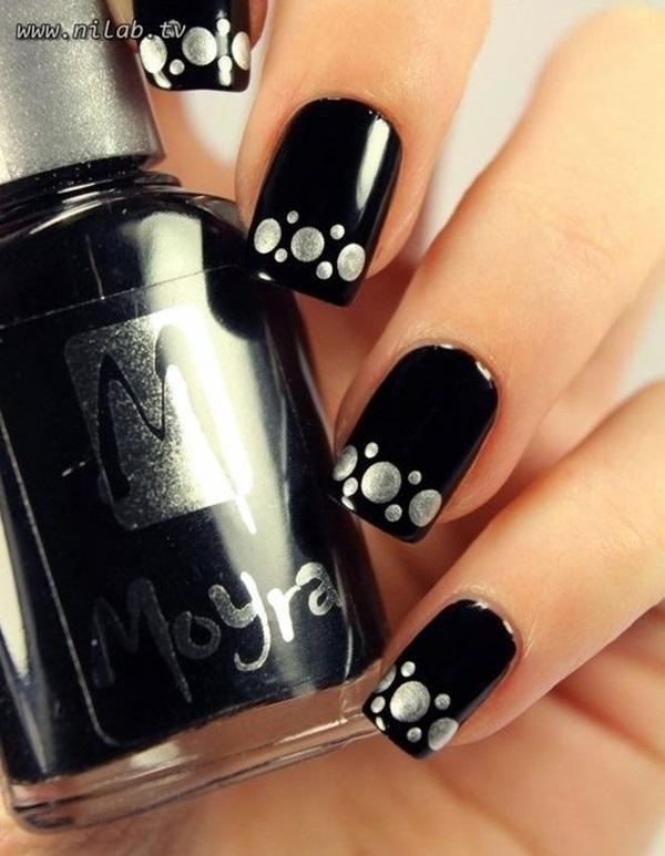 Pretty French Nails Designs (1)