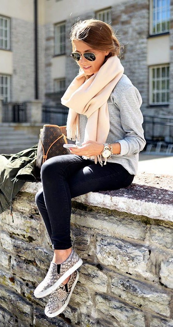Scarf Tying Ideas (10)