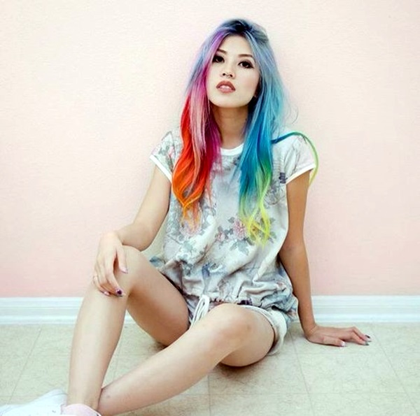 Cute Emo Hairstyles For Girls (10)