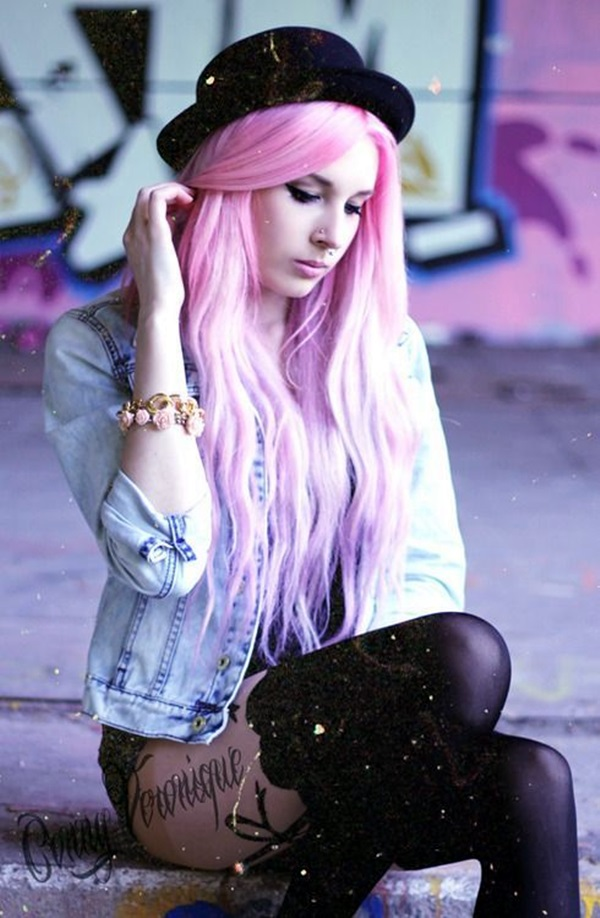 Cute Emo Hairstyles For Girls (12)