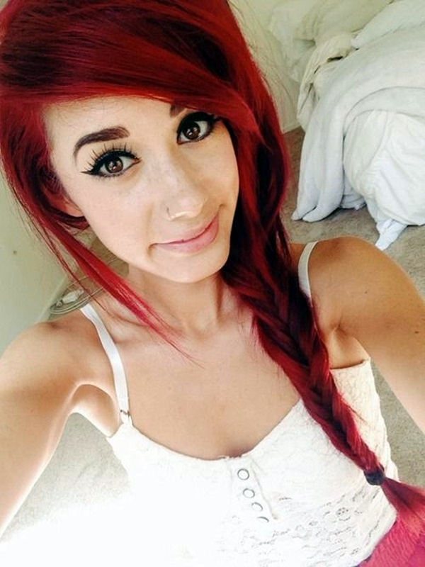 Cute Emo Hairstyles For Girls (2)