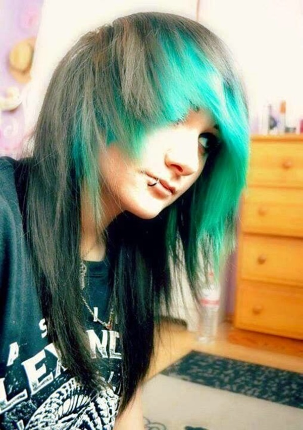 Cute Emo Hairstyles For Girls (20)