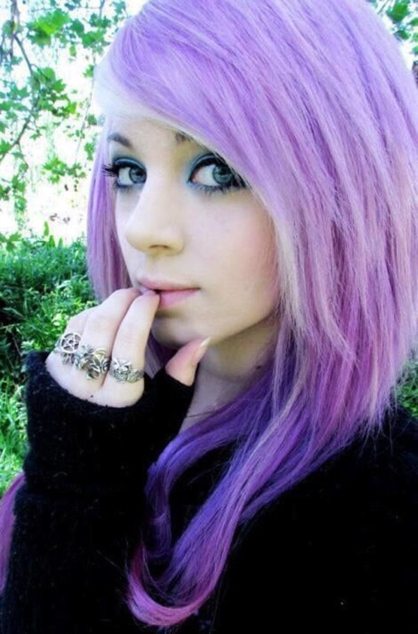 Cute Emo Hairstyles For Girls (24)
