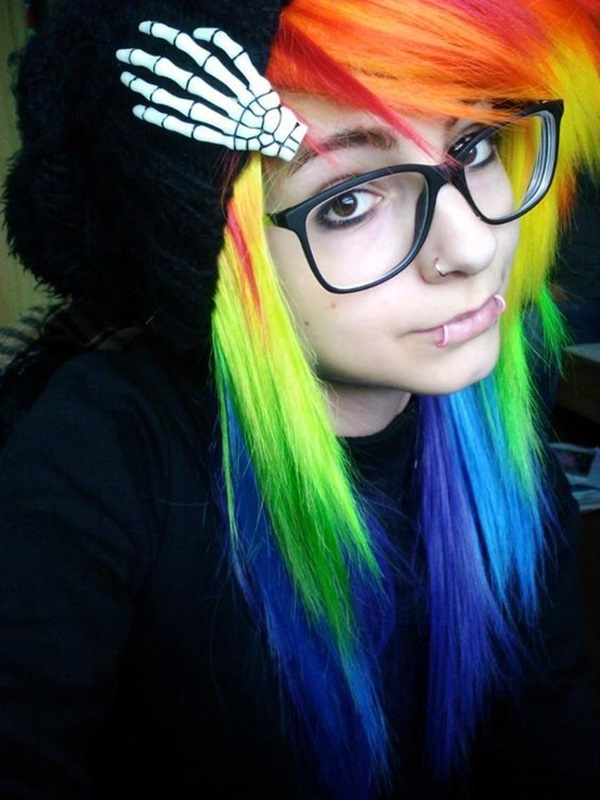 Cute Emo Hairstyles For Girls (25)