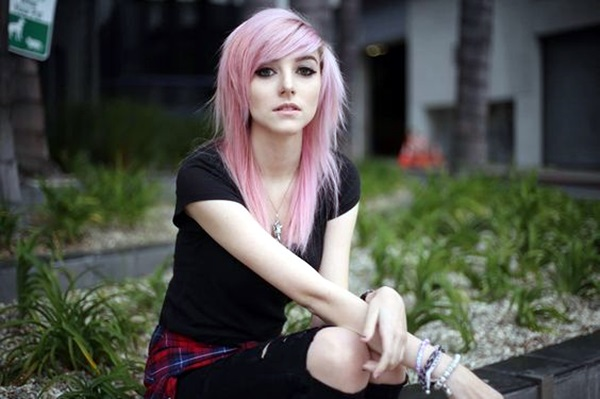 Cute Emo Hairstyles For Girls (8)
