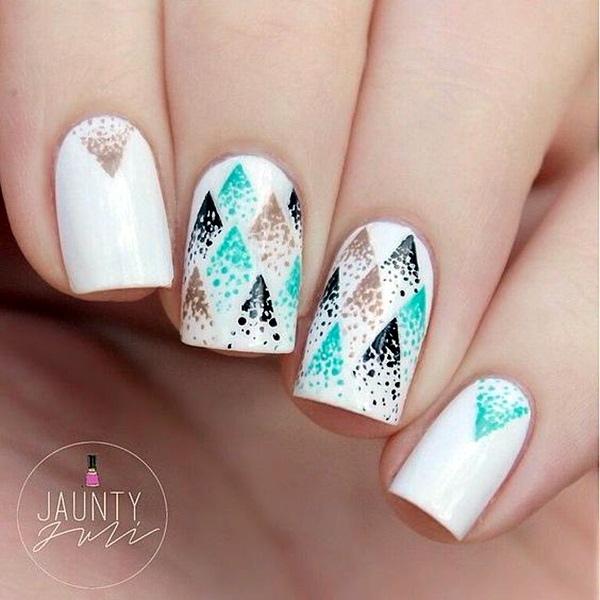 Easy Nail Polish Ideas And Designs (10)