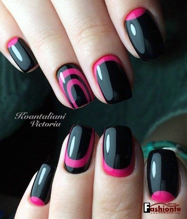 Easy Nail Polish Ideas And Designs (16)