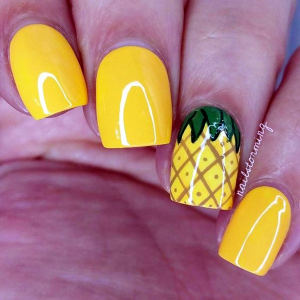 Easy Nail Polish Ideas And Designs (2)