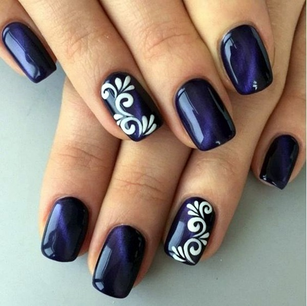 Easy Nail Polish Ideas And Designs (25)