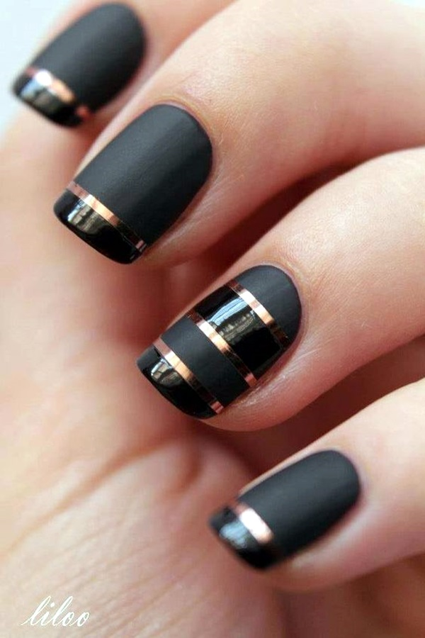 Easy Nail Polish Ideas And Designs (4)