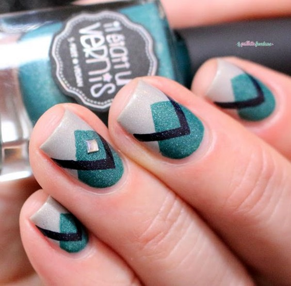 Easy Nail Polish Ideas And Designs (6)
