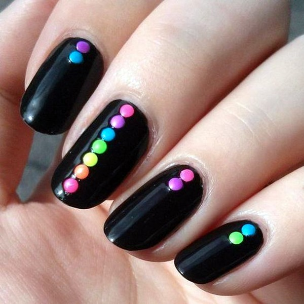 Easy Nail Polish Ideas And Designs (8)