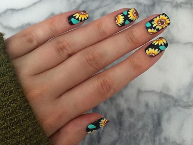 Easy Nail Polish Ideas And Designs